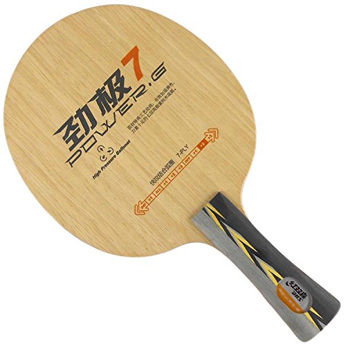 Amazing Deal DHS Power G7 Long FL Table Tennis Blade