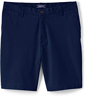 Lands' End Men's 9 Inch Classic Fit Stretch Knockabout Chino Shorts
