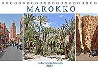 MAROKKO, ein faszinierendes Koenigreich (Tischkalender 2022 DIN A5 quer): Ein Land mit traumhaften Landschaften und einer grossen Geschichte (Monatskalender, 14 Seiten )