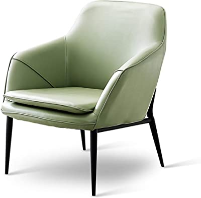 Amazon.com: Sunpan Modern Napoli Leather Chair, 31