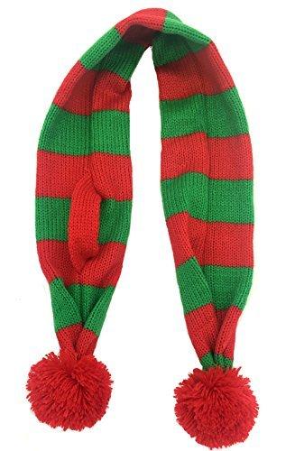 Stripe Pet Xmas Holiday Accessories