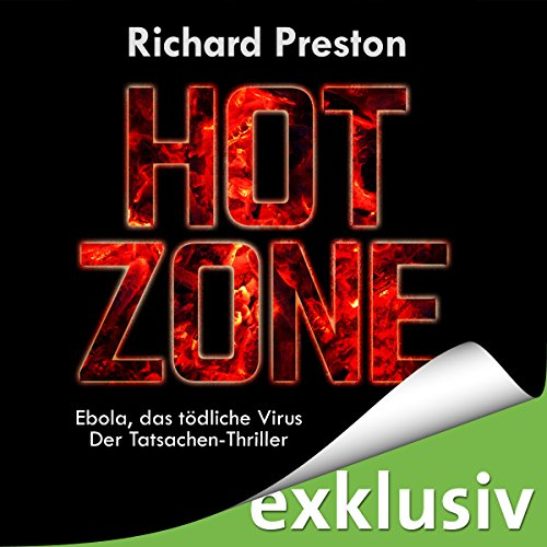 Hot Zone audiobook cover art