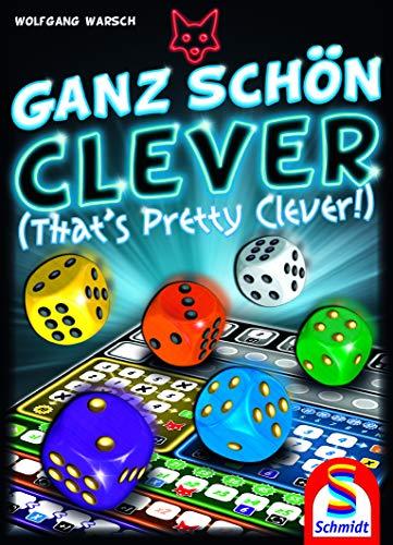 Schmidt Spiele ganz schon Clever Game dice, inglese regole