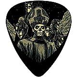 Rock Band Ghost Celluloid Plectrums 12-Pack, Púas de guitarra personalizadas