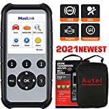 Autel MaxiLink ML629 Automotive OBD2 Scanner, 2021 Newest Model Upgraded of...