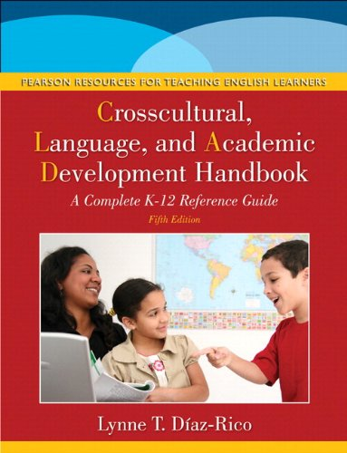 The Crosscultural, Language, and Academic Development Handbook: A Complete K-12 Reference Guide Plus NEW MyEducationLab