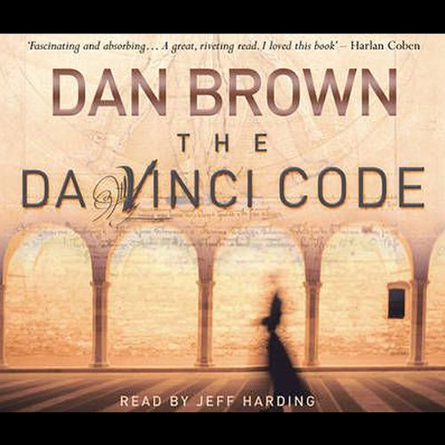 The Da Vinci Code                   By:                                                                                                                                 Dan Brown                               Narrated by:                                                                                                                                 Jeff Harding                      Length: 6 hrs and 36 mins     32 ratings     Overall 4.7
