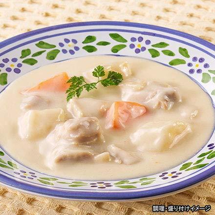 ニチレイ カロリーセレクト クリームシチュー 1食(200g)(レトルト食品・常温保存)(カロリー・塩分に配慮)