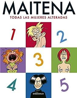 Todas las mujeres alteradas / All Affected Women (Spanish Edition)