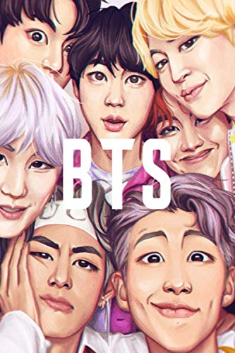 BTS: Planner - Planner to Increase Productivity & Happiness - Weekly Planner, Organizer & Gratitude Journal for Stress Relief, Happiness and Relaxation: 방탄소년단 for ARMY and KPOP lovers 6x9