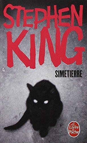 Simetierre de King. Stephen (2003) Poche