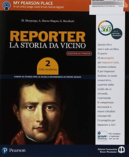 Reporter. Ediz. activebook. Con Imparafacle. Per la Scuola media. Con ebook. Con espansione online (Vol. 2)