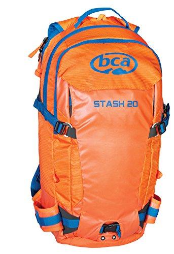 BCA Tour Mochila Stash, Unisex, Tourenrucksack STASH 20, Naranja, 20 L