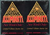 1994-1995 Illuminati New World Order Card Game Starter Set Limited Edition by INWO