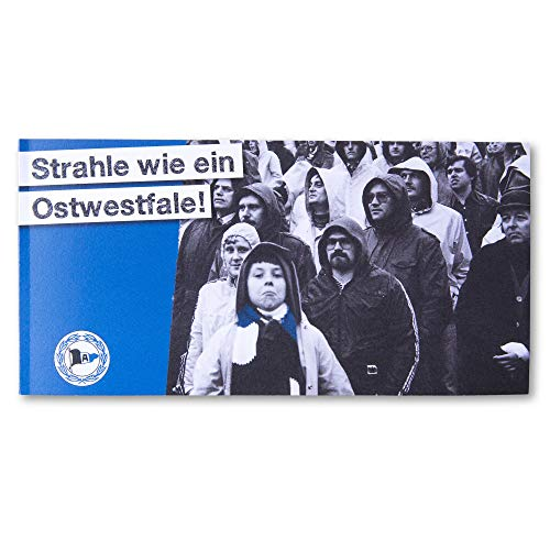 DSC ARMINIA BIELEFELD Glückwunschkarte Strahle wie EIN Ostwestfale!