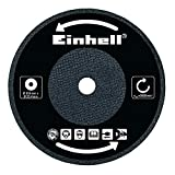 Einhell 4502024 Accesorios de metal para máquinas de corte, Rojo, negro