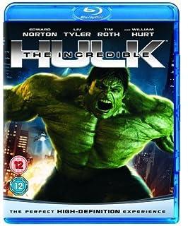 The Incredible Hulk [Blu-ray] [Region Free] (B001DTKY08) | Amazon price tracker / tracking, Amazon price history charts, Amazon price watches, Amazon price drop alerts