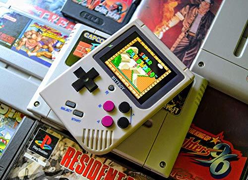 Arcademania Bittboy v3.5 Consola Retro Portátil + MicroSD 8