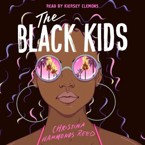 The Black Kids Audiobook By Christina Hammonds Reed cover art