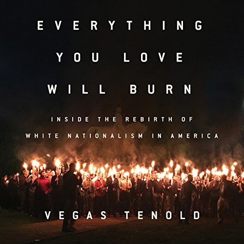 Everything You Love Will Burn audiobook cover art