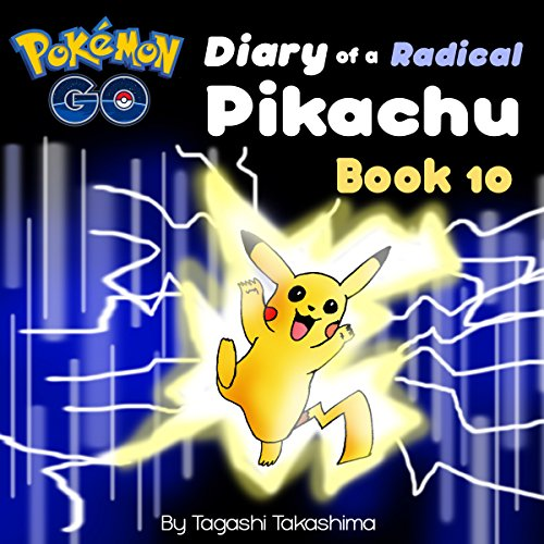 Pokemon Go: Diary of a Radical Pikachu Titelbild