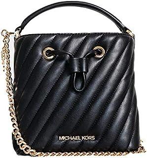 Michael Kors Suri Small Quilted Crossbody Bag Black