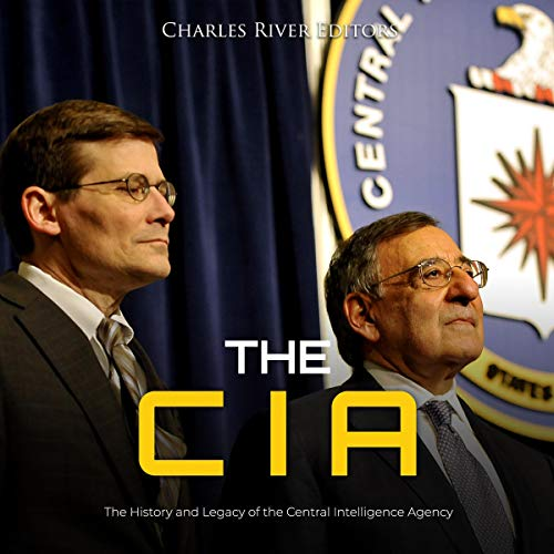 The CIA cover art