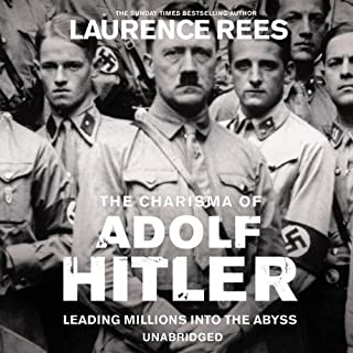 The Dark Charisma of Adolf Hitler cover art