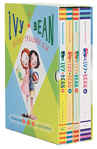 IVY AND BEAN BOXED SET               ING