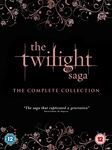 The Twilight Saga: The Complete Collection (inc. Breaking Dawn - Part 1: Extended Edition) [DVD] [UK Import]