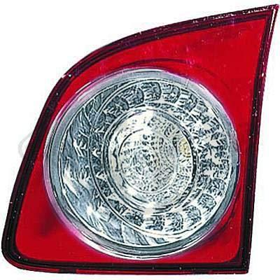 2214693 achterlicht links (bestuurderszijde) voor V. Golf Plus van 2005 tot 2013 originele look, binnendeel