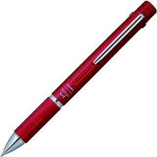 サクラクレパス 多機能ペン ボールサイン4+1 レッド GB4M1004#19