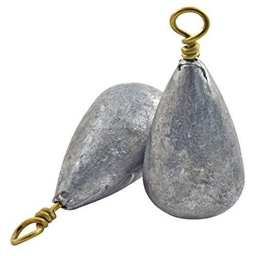 South Bend FDS8 Dipsey Sinkers 1/4 Oz