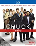 CHUCK/チャック〈ファイナル・シーズン〉 ブルーレイコンプリ...[Blu-ray/ブルーレイ]