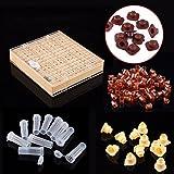 Apicultura Reina cría tazas caja cell Bar tapas de bloques (jaulas de Abeja KEEPER equipo cupkit Set abeja herramienta Set