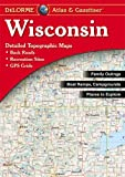 By Rand McNally - Wisconsin - Delorme 7t (12th Edition)