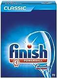Calgonit Finish Classic Tabs, 1er Pack (1 x 72...