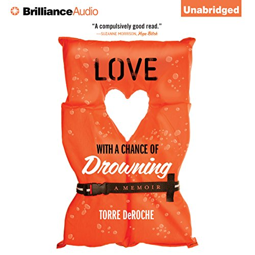 Love with a Chance of Drowning audiobook cover art
