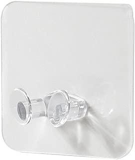 Fan-Ling Wall Storage Hook,Multi-Function Hook,Power Plug Socket Holder,Toothbrush Holder, Razor Holder,Home Office Wall Adhesive Hanger for Keys,Phone,Plug (8)