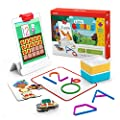 Osmo - Little Genius Starter Kit for iPad + Early Math Adventure - 6 Hands-On Educational Games - Ages 3-5 - Counting, Shapes, Phonics & Creativity iPad Base Included (Amazon Exclusive) by osmo