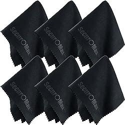 Image of Microfiber Cleaning Cloths...: Bestviewsreviews