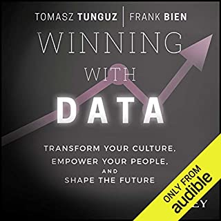 Winning with Data cover art