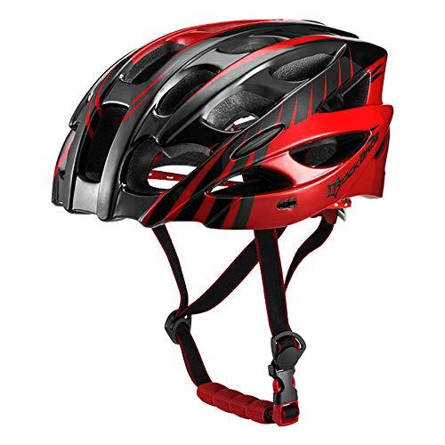 CXL Casque d'équitation Ultra-léger intégré Casque de vélo de Route pour Hommes et Femmes Casque d'équitation