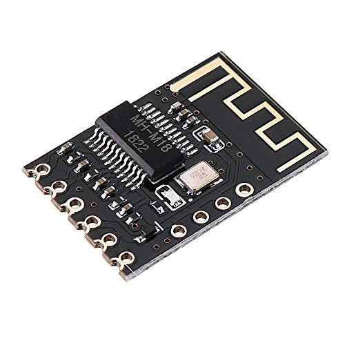 DIBAO 5pcs M18 Bluetooth 4.2 Módulo de Receptor de Audio Altavoz sin pérdida de automóvil Auriculares Auriculares Board Radio Refit