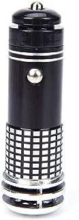 GoGo Mini Auto Car Home Fresh Air Ionic Purifier Oxygen Bar Ozone Ionizer Cleaner SU (Black)