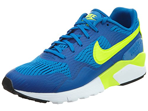 NIKE Womens Air Pegasus 92/16 Running Trainers 845012 Sneakers Shoes (US 6.5, Blue Spark White Black 400)