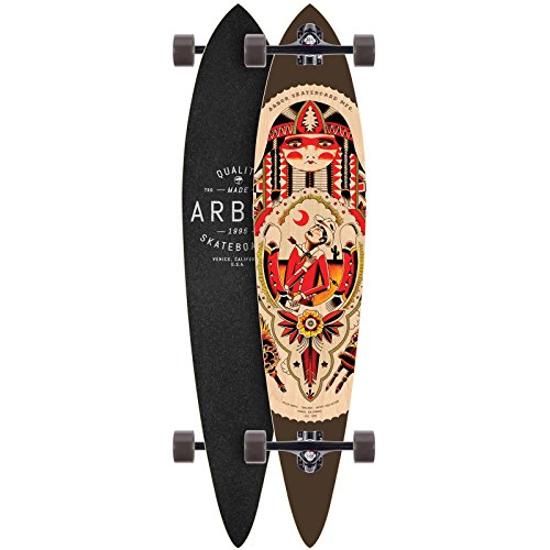 Arbor Longboard Timeless GT Artist Collection 46 Zoll (116,84), Size: 28,75 Zoll - (73cm)