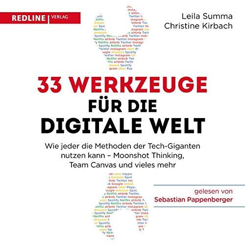 33 Werkzeuge für die digitale Welt Titelbild