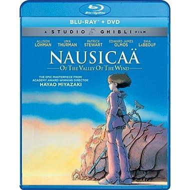 Nausicaä of the Valley of the Wind (Bluray/DVD Combo) [Blu-ray]