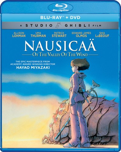 Nausicaä of the Valley of the Wind...